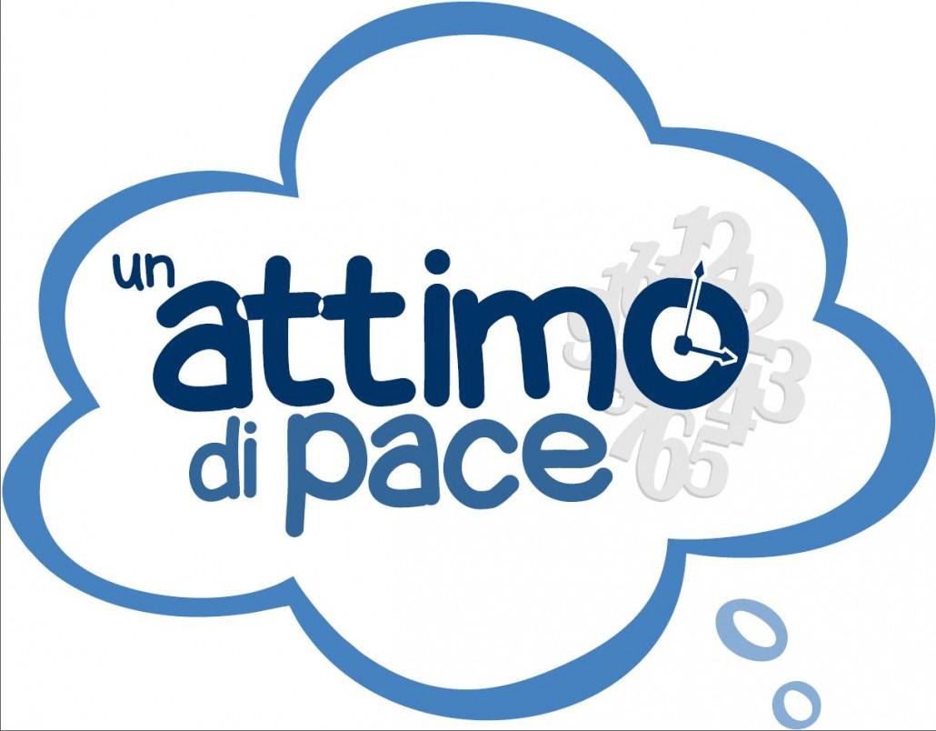 Un attimo di pace - Logo